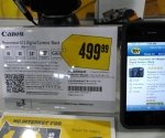 Best Buy adds QR codes to product fact tags
