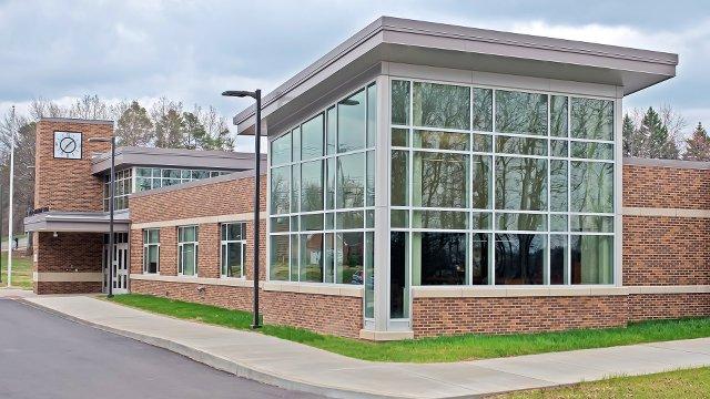 School security glazing also meets energy efficiency goals