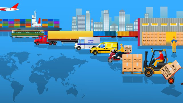 Blockchain is a game changer in supply chain