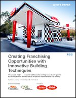 Creating Franchising Opportunities with Innovative Building Techniques