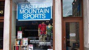 Eastern Mountain Sports, SoHo Store Design