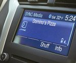 Domino's, Ford team up for in-car ordering platform