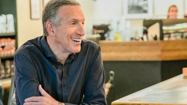 The man that made Starbucks an industry superpower steps down