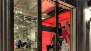 399da4db5 LACOSTE Retail Design for Fashion Week 2009