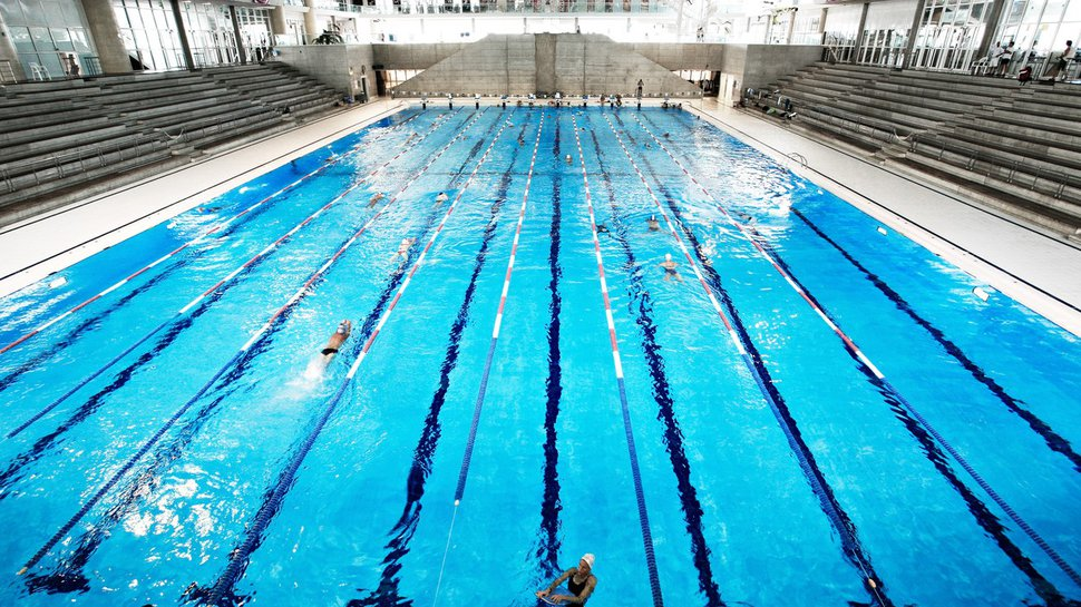 how arbys saved enough water in 6 months to fill 11 olympic size pools - Olympic Swimming Pool Top View