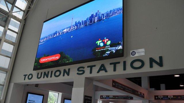 Toronto's SkyWay lands LED digital signage | Digital Signage Today