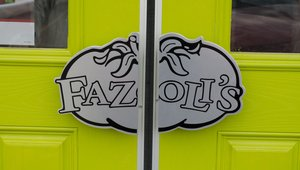 <p>Upgrades to the exterior of the Dayton-area stores include custom branded door pulls.</p>