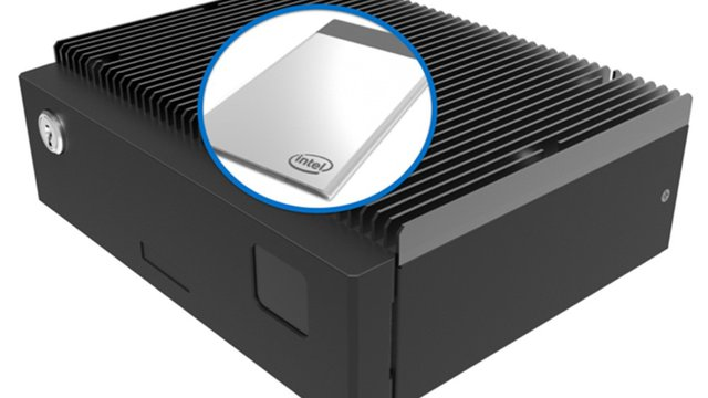 Intel Compute Card brings new flexibility to kiosks
