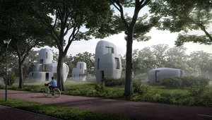 3D-printed efficient homes could be 'milestone' in face of labor shortage