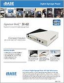 Signature Book™ SI-62 Digital Signage Player