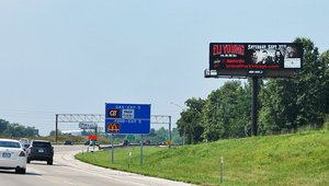 Digital billboards in the right locations drive big revenue