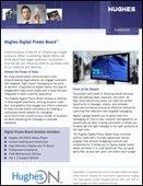 Hughes Digital Promo Board™