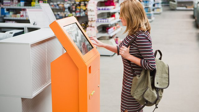What role will kiosks play in an autonomous checkout world?