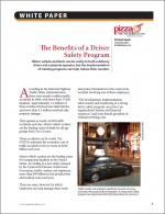 The Benefits of a Driver Safety Program