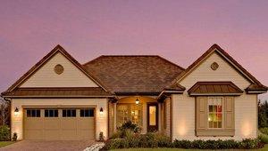 Builder Concept Home 2011 created with Martha Stewart