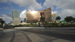Casino powers data with renewable energy