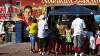 Papa John's, University of Louisville put distance between brands and Schnatter