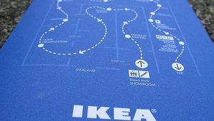 Inside IKEA