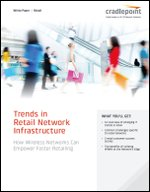 Trends in Retail Network Infrastructure
