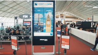DOOH campaign helps travelers compare cost of living