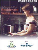 Top Features to Look for in a Residential Water Heater