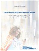 2018 Loyalty Program Consumer Survey