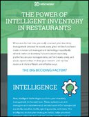 The Power of Intelligent Inventory in Restaurants