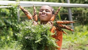 B.Good proves ROI can be measured in carrots, kids, committed customers