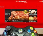 Pizza Hut goes after gamers with Xbox ordering app