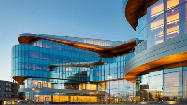 Northwestern building university's 12th to earn LEED certification