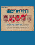 Turnover's Top Five Most Wanted