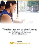 The Restaurant of the Future: How Technology will Transfrom the Guest Experience