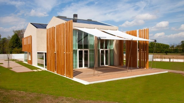 Leed Home italian home wins first leed platinum rating in europe | proud