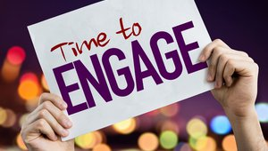 2 keys to digital signage engagement