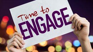 2 keys to digital signage engagement