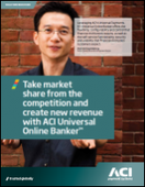Take market share and create new revenue with ACI