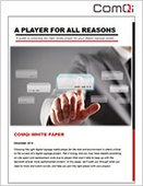 A Player for All Reasons: A guide to selecting the right media player for your digital signage needs