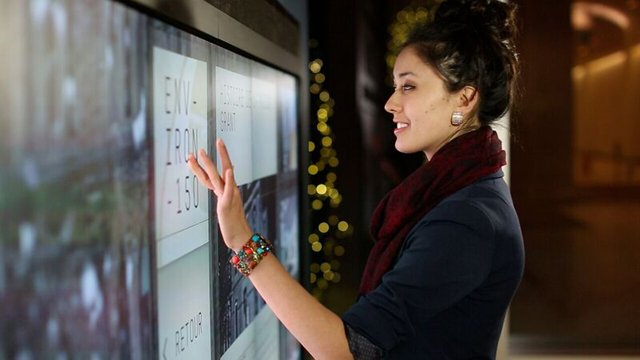 Art and interactivity painting a new digital signage experience, Pt. II
