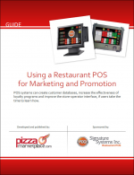 Using a Restaurant POS for Marketing and Promotion