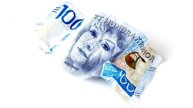 Sweden's far from accidental journey to a cashless society