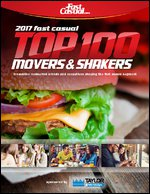 2017 Fast Casual Top 100