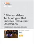 5 Tried-and-True Technologies that Improve Restaurant Operations