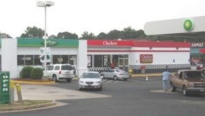 More franchisees are open to conversion projects, including this one in a convenience store in Social Circle, GA.