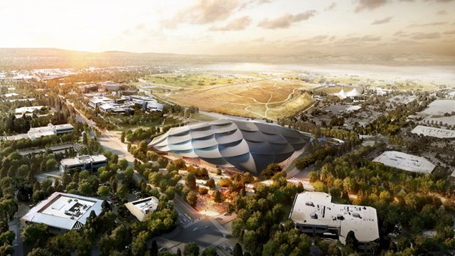 Google's new green HQ gets go-ahead
