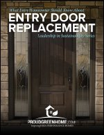 What Every Homeowner Should Know About Entry Door Replacement