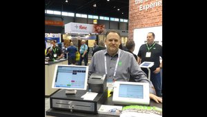 Doug Burman presents NCR's POS solutions.