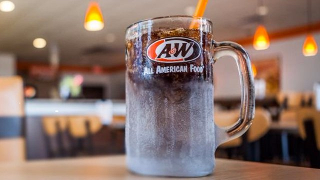 A&W literally returns to its