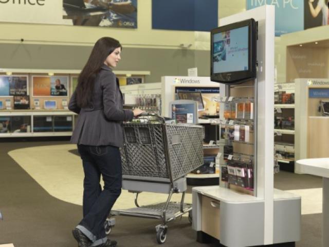 the microsoft retail experience center retail customer experience