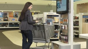 Interactive technologies include applications that deliver targeted, real-time information to a shopping cart or a consumer's mobile phone to help impact buying decisions and the shopping experience.