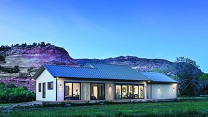 Mantell-Hecathorn Builders built this 1,559-square-foot home in Durango, Colorado, to the performance criteria of the DOE Zero Energy Ready Home (ZERH) program.